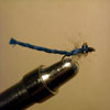 Adult Blue Extended Body Damselfly