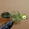Sculpin Olive Lead Eyes