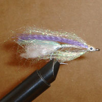 Hot Flash Minnow Shiner