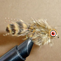 Sculpin Brown Lead Eyes