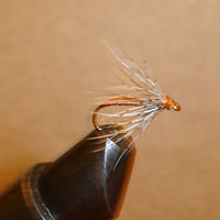 Soft Hackle Partridge & Orange