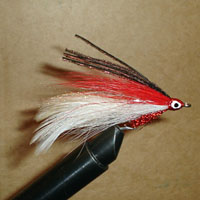 Deceiver Red/White