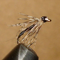 Soft Hackle Partridge & Black