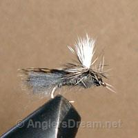 Caddis EZ Gray