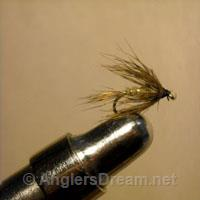 Soft Hackle Hares Ear Natural