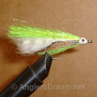 Hot Flash Minnow Shad